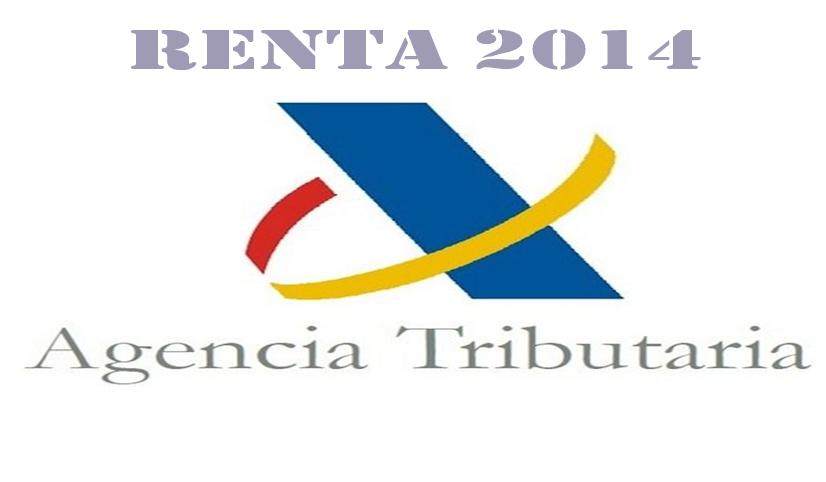 Calendario de la campaña Renta 2014