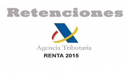 Entrada en vigor de la rebaja de las retenciones en el IRPF 2015