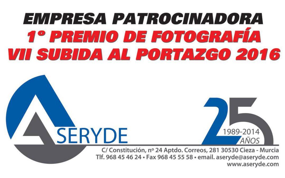 Aseryde patrocina el 1º premio de fotografía de la VII Subida al Portazgo