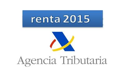 Empieza la campaña de Renta 2015