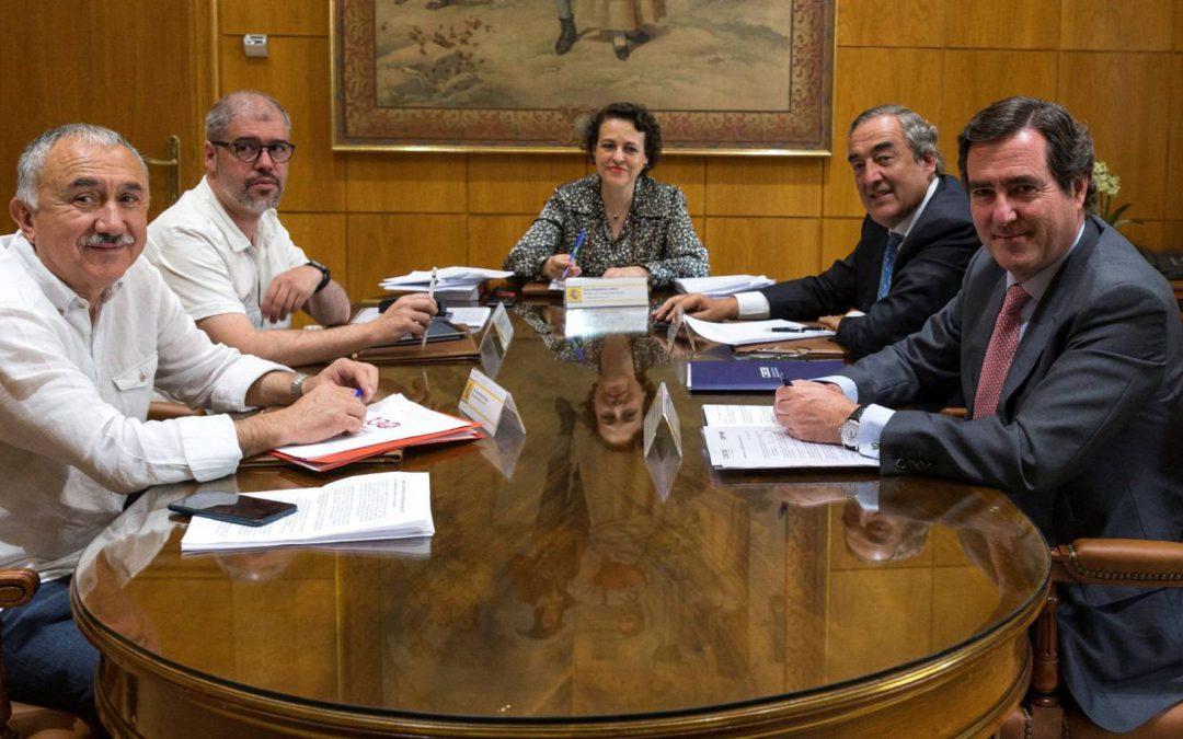 """El Banco de España ve """"positiva"""" la parte variable del pacto salarial"""