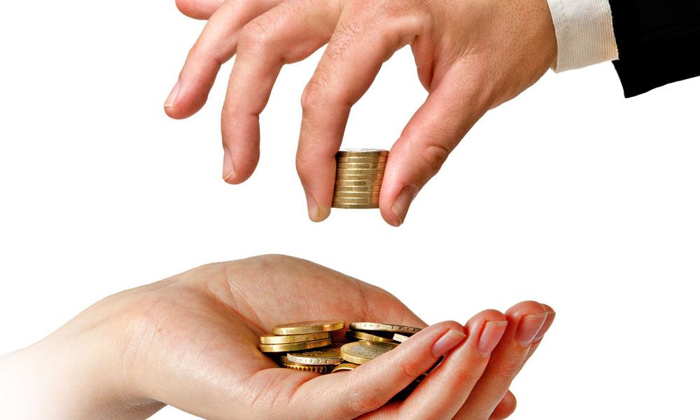 Acuerdo para elevar el salario mínimo a 1.000 euros en 2020