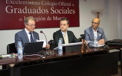 El Colegio de Graduados Sociales asegura la adaptación de los despachos ante la crisis del coronavirus