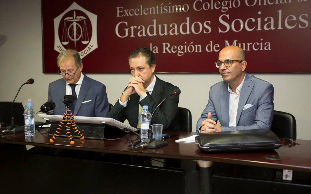 VI Foro Atenea Fiscal de los Graduados Sociales de la Región de Murcia