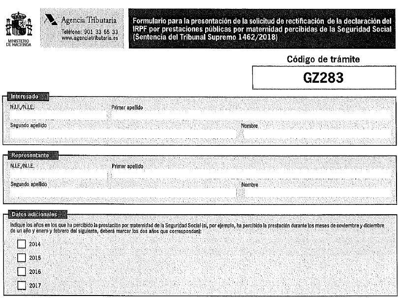 Hacienda frena las devoluciones del IRPF de la maternidad por el aluvión de peticiones irregulares
