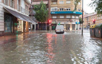 ¿Están obligados a ir a trabajar los ciudadanos de las zonas afectadas por la lluvia?