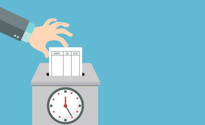 Las horas extra gratuitas se desploman con la aplicación del registro de jornada