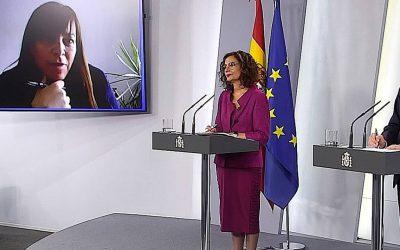 El Gobierno desvincula los ERTE del estado de alarma y los prorroga hasta el 30 de junio
