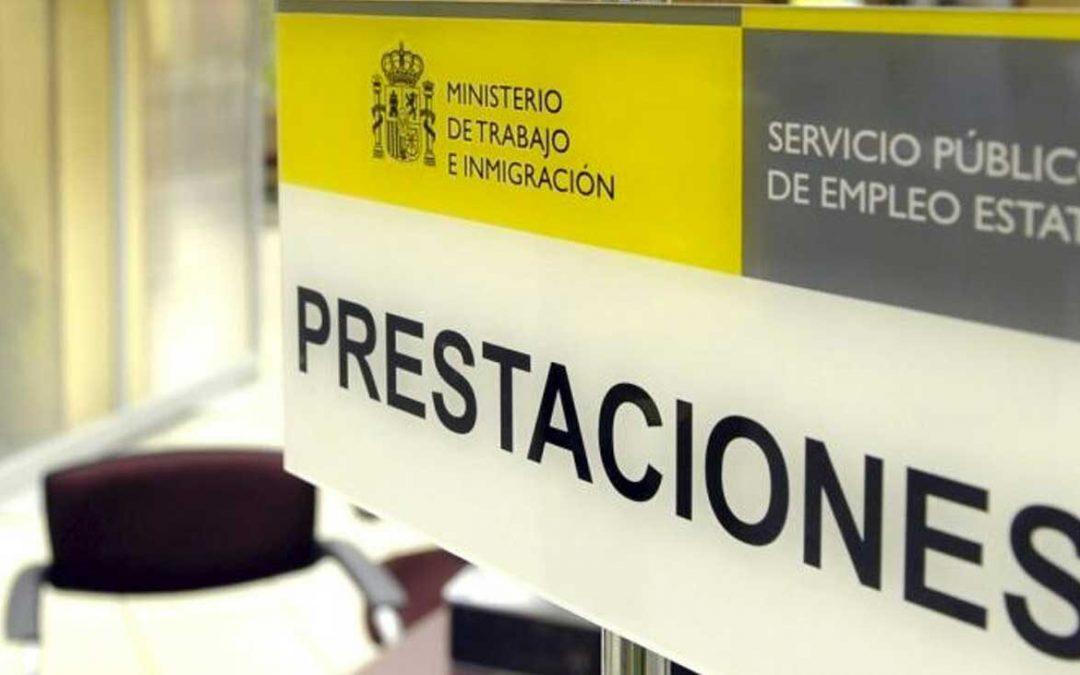 Los trabajadores en ERTE desde marzo cobrarán menos, el 50% de su base, a partir de octubre