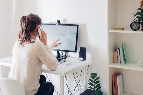 Las empresas podrán ser multadas con hasta 6.250 euros por no formalizar el acuerdo de trabajo a distancia