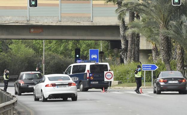 Restricciones en Murcia por el estado de alarma