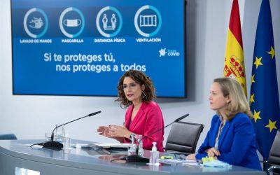 El Gobierno destina otros 11.000 millones de euros a ayudas para empresas y autónomos frente al COVID-19