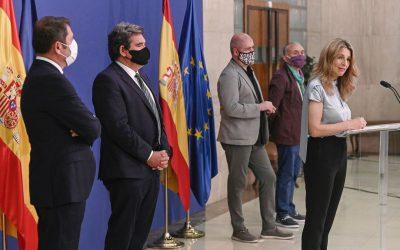 Se logra un nuevo acuerdo para la prorroga de los ERTE