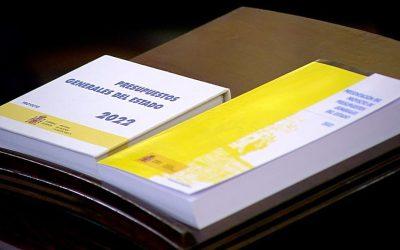 La cuota de autónomo subirá con la entrada en vigor de los Presupuestos Generales del Estado de 2022